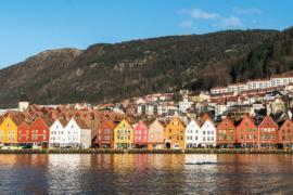 Норвегия обогнала Данию по уровню счастья