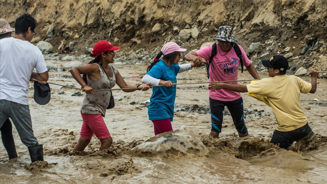 В Перу продолжаются эвакуации из-за беспрецедентных наводнений