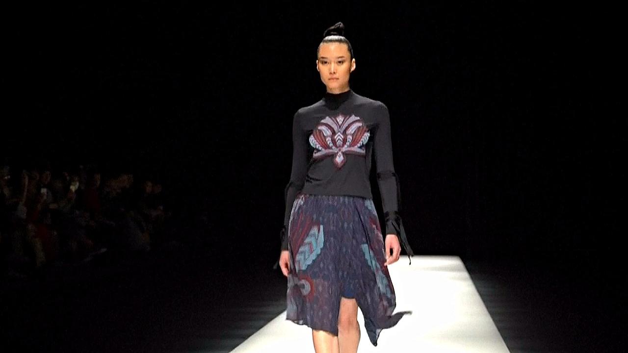 Японская мода делает упор на таланты из Азии