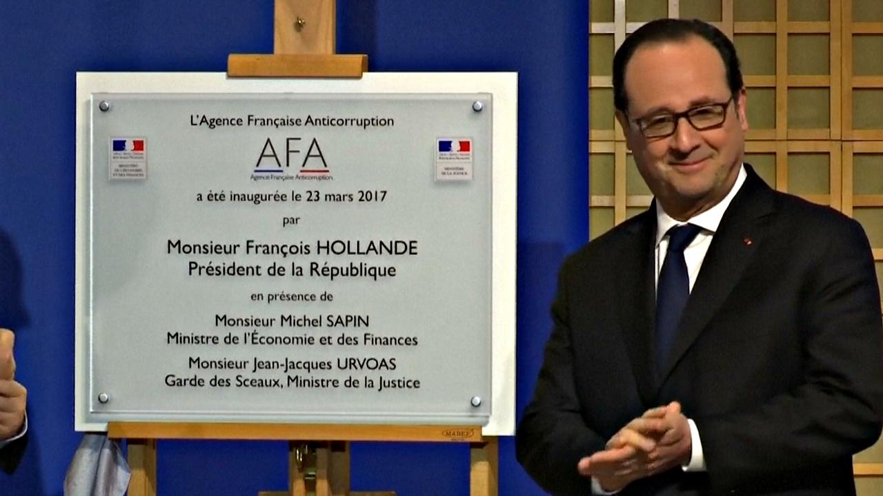Во Франции появилось антикоррупционное агентство