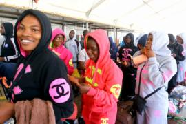 Ливия отправила обратно в Нигерию ещё 162 мигранта