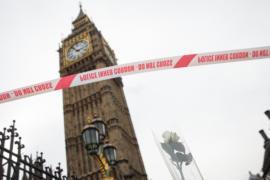 Названо имя человека, совершившего теракт в Лондоне