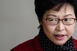 Гонконг впервые возглавит женщина