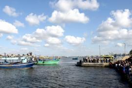 В Египте 56 человек признали виновными в крушении судна с мигрантами
