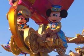 Парижский Диснейленд празднует 25-летие