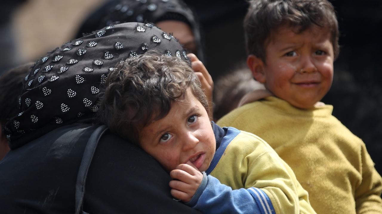 ООН призывает защитить гражданских в Мосуле