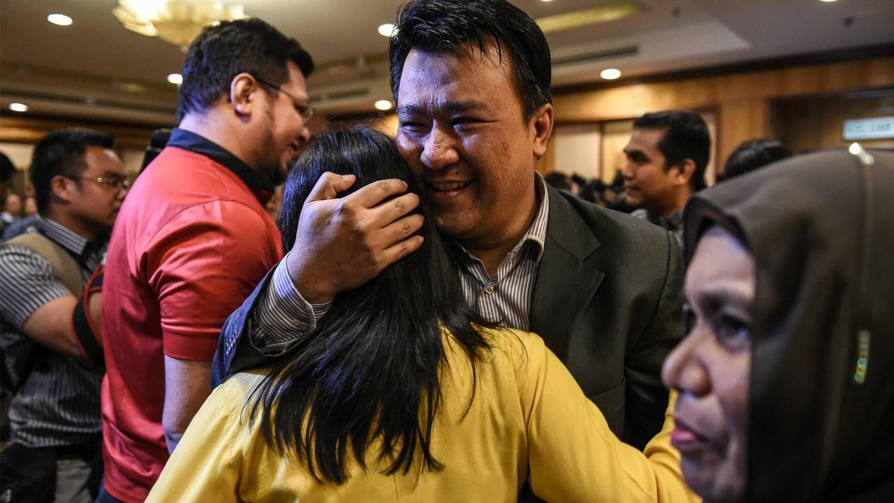 КНДР отпустила на родину девятерых малазийцев