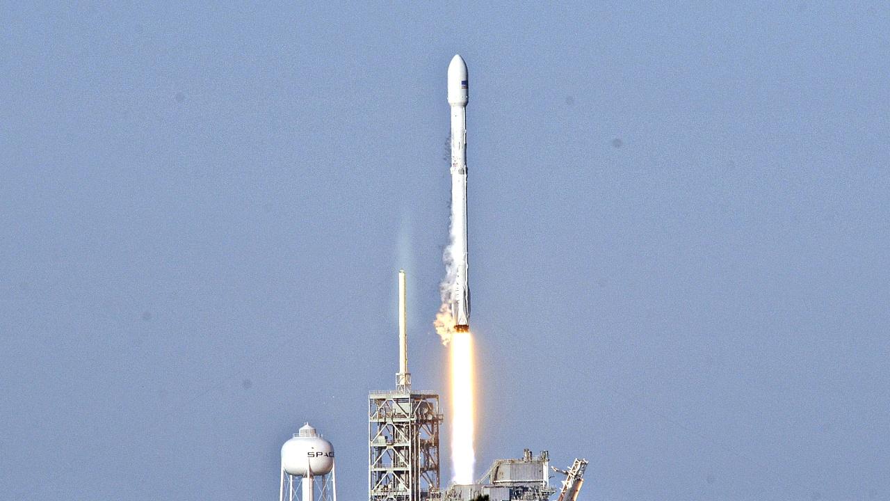 SpaceX впервые повторно запустила в космос ракету-носитель