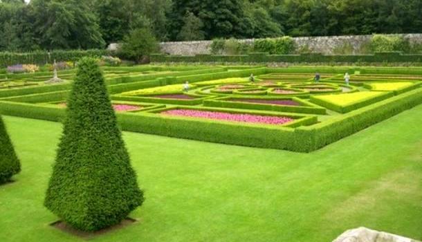 Озеленение при помощи газонов