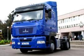 МАЗ начал выпускать европейские грузовые авто