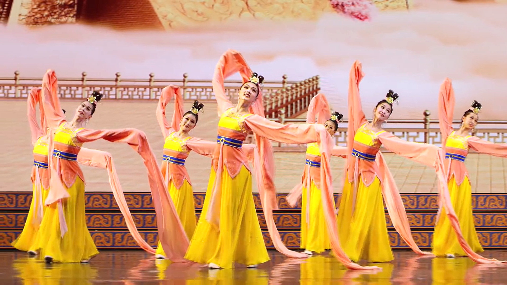 Концерт Shen Yun в Лас-Вегасе вызвал волну восхищения