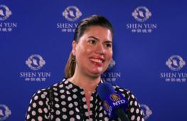 Зрители в Санта-Барбаре в восторге от Shen Yun