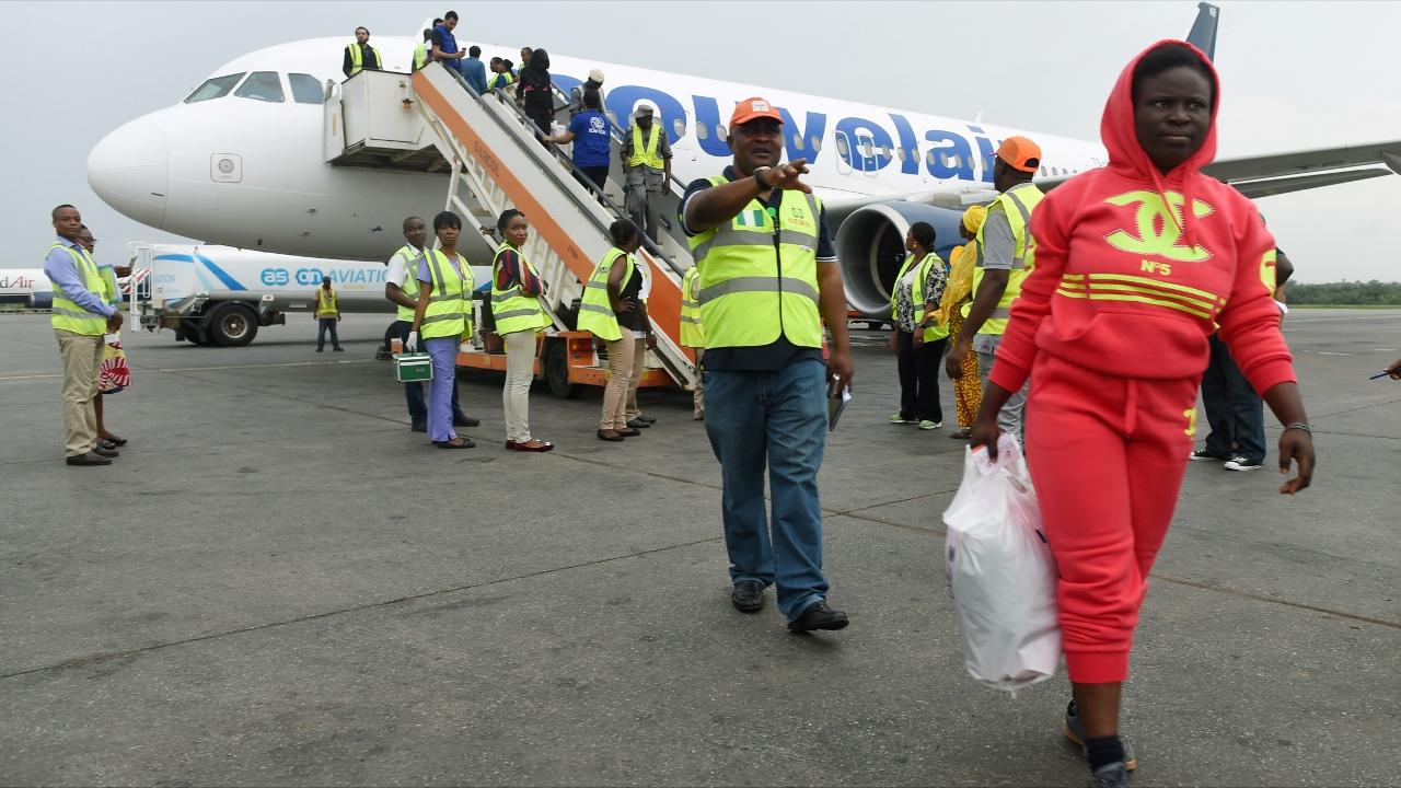 МОМ планирует отправить из Ливии в родные страны 10 000 мигрантов