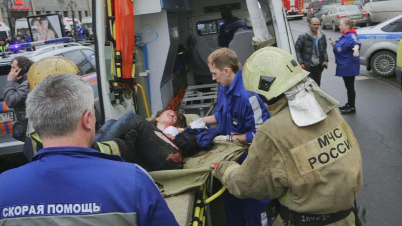 Взрыв в метро Санкт-Петербурга: есть погибшие и пострадавшие