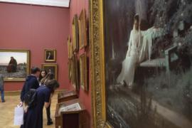 Фотографии муз художников – экспозиция в Третьяковской галерее