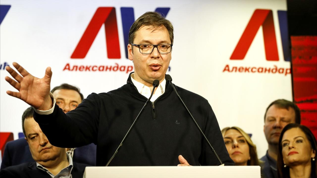 Президентом Сербии станет премьер-министр Александр Вучич