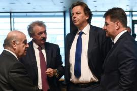 Главы МИД ЕС обсудили будущее Сирии