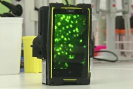 Учёные разработали портативный микроскоп для анализа ДНК