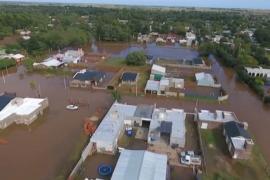 Наводнения в Эквадоре и Аргентине