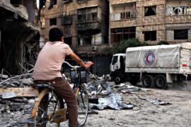 На гуманитарную помощи Сирии собрали $6 млрд