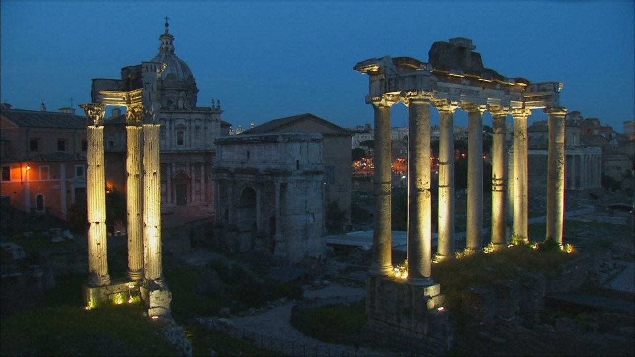 Фонари со светодиодами в Риме вызвали неоднозначную реакцию