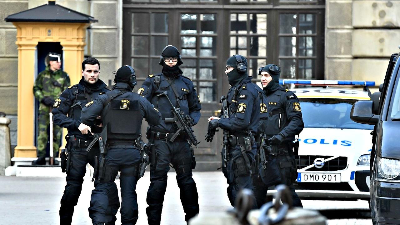 В Швеции задержаны двое подозреваемых в теракте