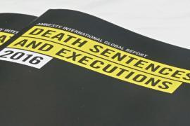 Amnesty International рассказала, где казнят больше всего людей
