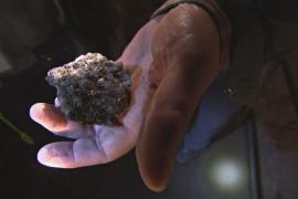 В старых чешских шахтах нашли новую золотую жилу