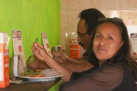 Мигрантка открыла ресторан кубинской кухни в Мексике