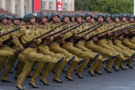 Ситуация на Корейском полуострове накаляется