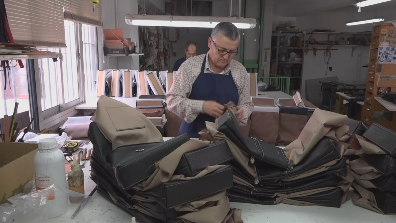 Кожаные сумки – гордость испанских умельцев