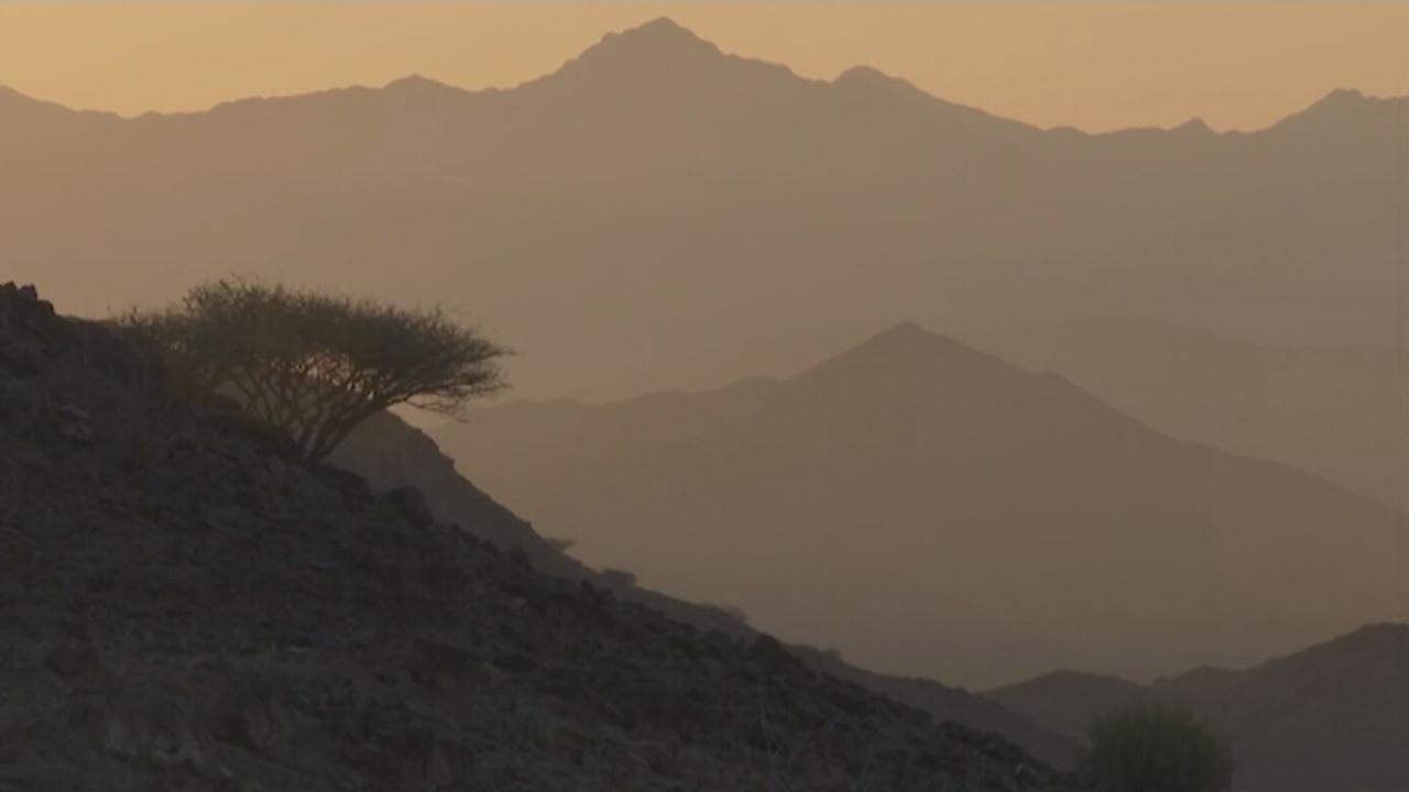 Горы Омана помогут сократить объёмы СО2 в атмосфере