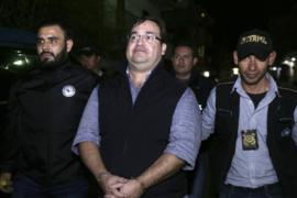 Беглого мексиканского экс-губернатора задержали в Гватемале