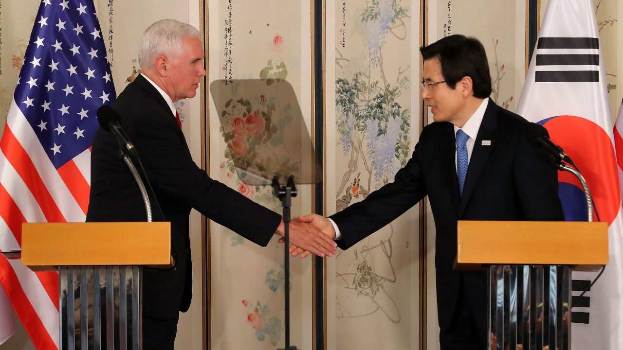 США пересмотрят торговые отношения с Южной Кореей