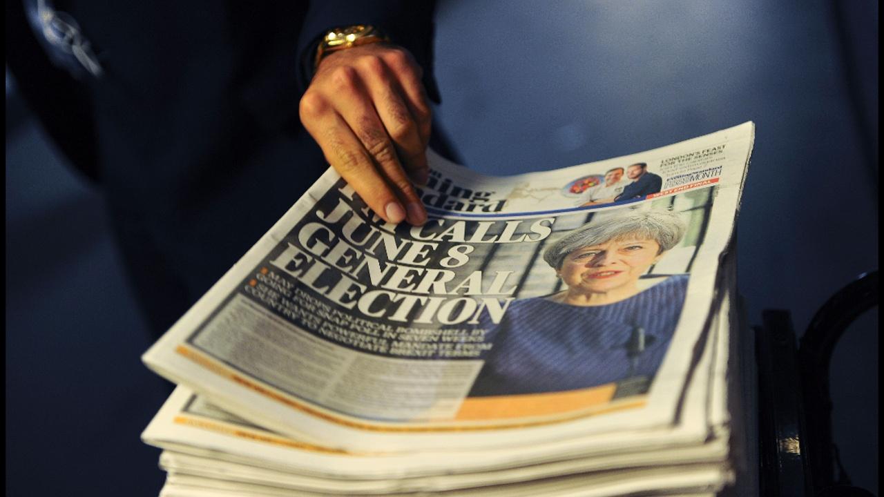 Выборы в Великобритании могут пройти на 3 года раньше срока