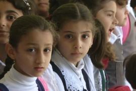 Дети и подростки в Мосуле вернулись в школу