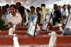 Число жертв обрушения мусорной свалки на Шри-Ланке возросло до 28