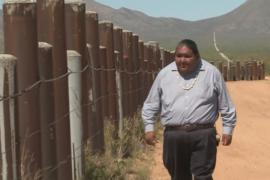 Стена между Мексикой и США может «разрезать» пополам резервацию индейцев