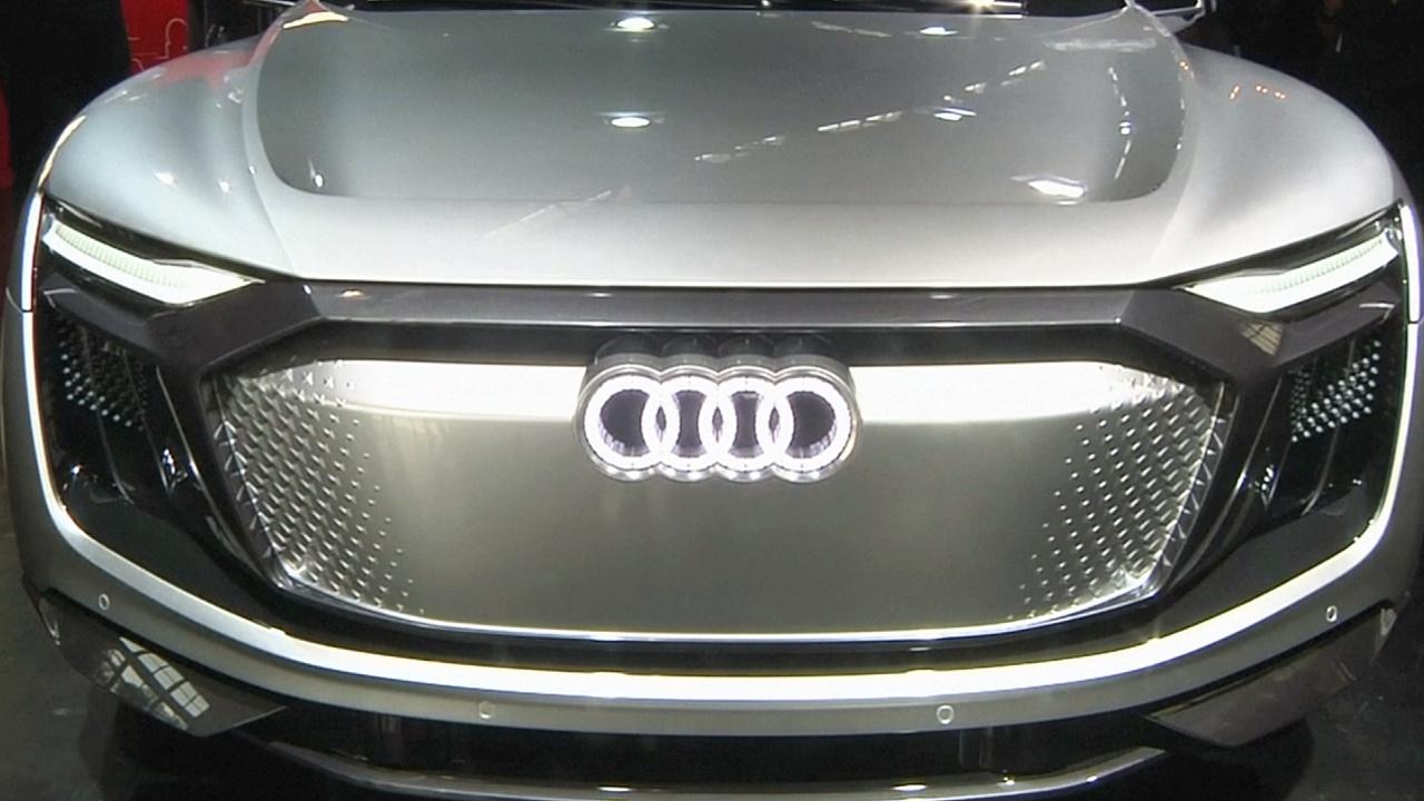 Audi показала электрический концепт e-tron Sportback