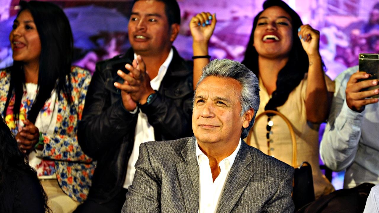Пересчёт голосов в Эквадоре подтвердил победу Морено