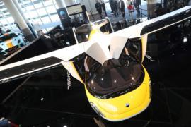 Словаки запустят аэромобиль в серийное производство