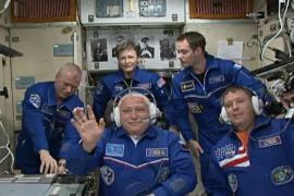 На МКС прибыл сокращённый экипаж