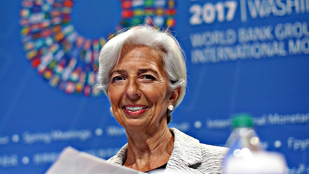 Кристин Лагард: «МВФ сможет сотрудничать с администрацией Трампа»