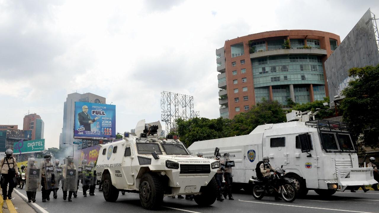 ООН призывает власти и оппозицию Венесуэлы к диалогу