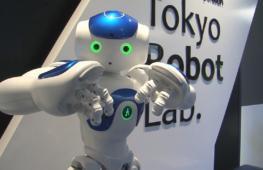 В Японии роботов сдают в аренду