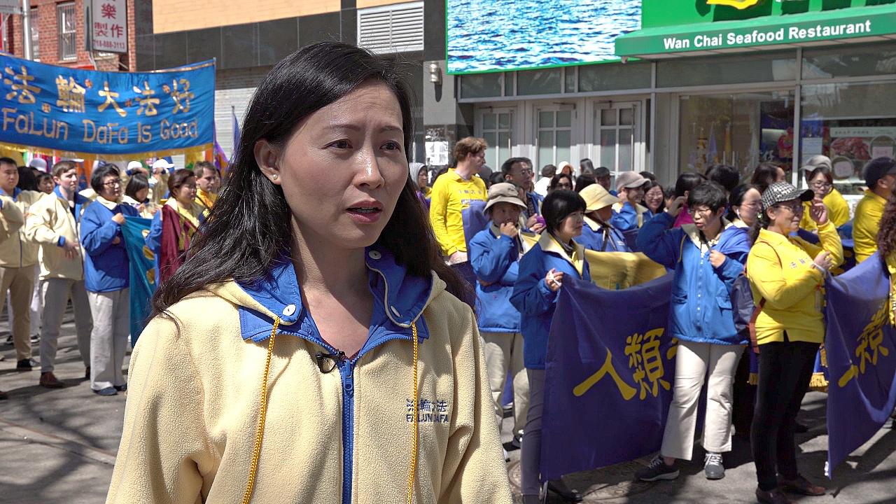 Женщина, пережившая пытки в Китае, спасает от репрессий других