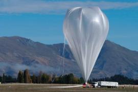 Супераэростат НАСА изучит околоземное пространство
