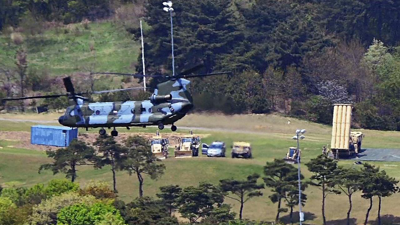 Сеул и Вашингтон договорились о скорейшем размещении системы ПВО THAAD