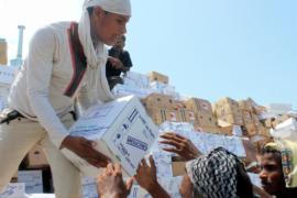 ООН призывает собрать $2,1 млрд для голодающих йеменцев