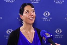 Зрители в Клермонте: шоу Shen Yun — вдохновляющее и прекрасное
